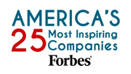 Forbes-25-Most-Inspiring-Companies
