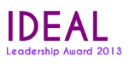 IDEAL-leadership-Award-2013